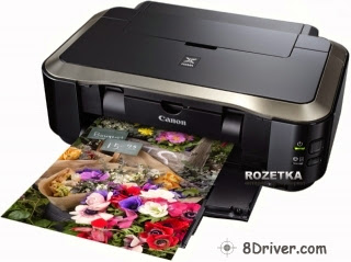 download Canon PIXMA iP4840 printer's driver