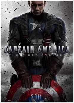 filmes Downloa   Capitão América: O Primeiro Vingador BDRip   AVI Dual Áudio + RMVB Dublado