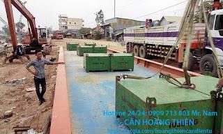 Hình ảnh trạm cân xe tải Hoàng Thiên_02