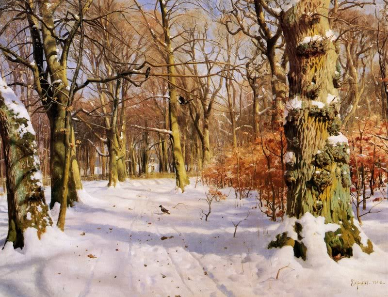 Peder Mork Monsted - In Charlottenlund Forest