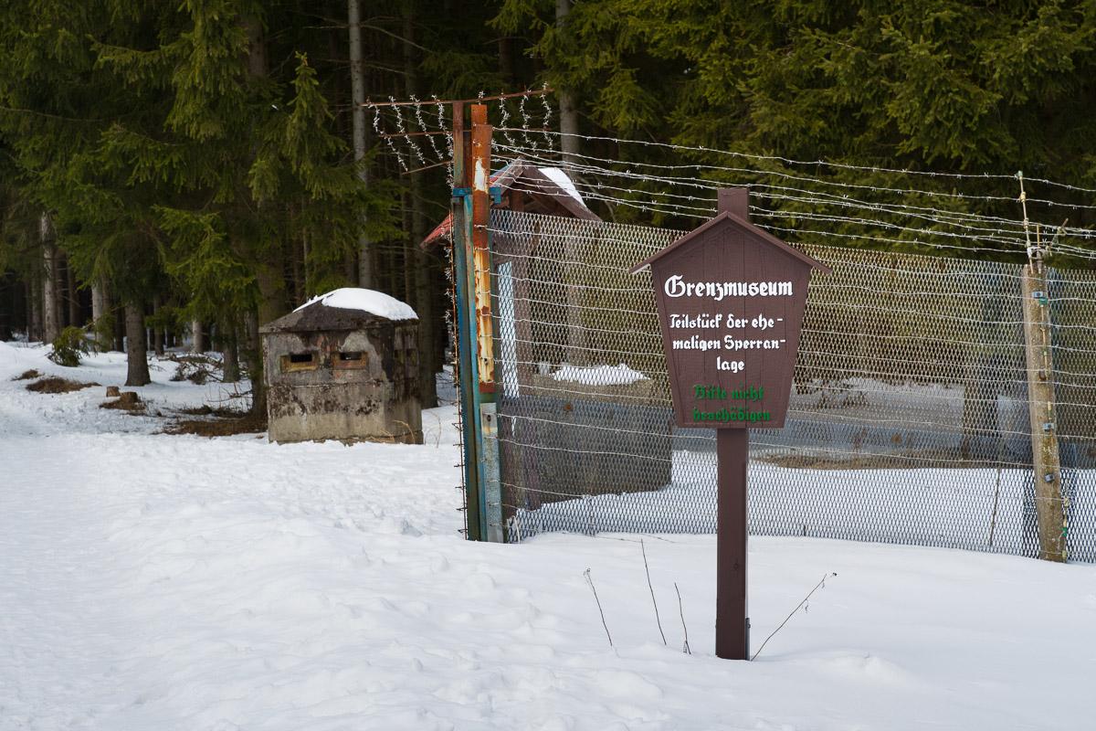 Grenzmuseum Sorge