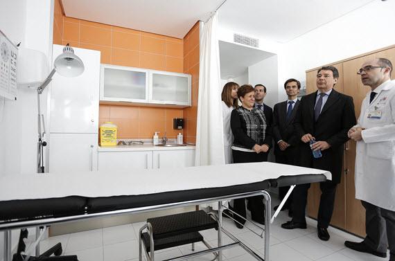 Inaugurado el nuevo centro de salud de Alpedrete