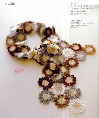 La crochetnauta: Con los colores del otoño