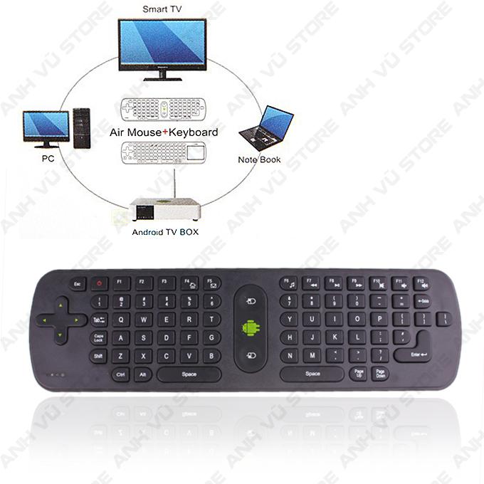 Measy RC11 Bàn phím chuột bay không dây cho Android TV Box 02