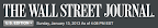 Wall St Journal interview- Stellin's Offshore cruising/ sailing retirement