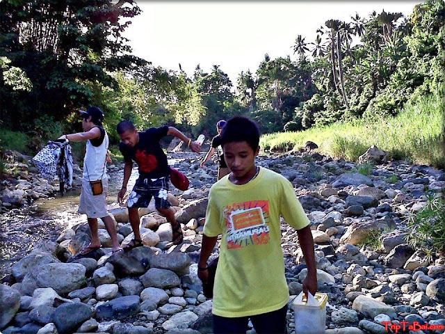 mulao river compostela
