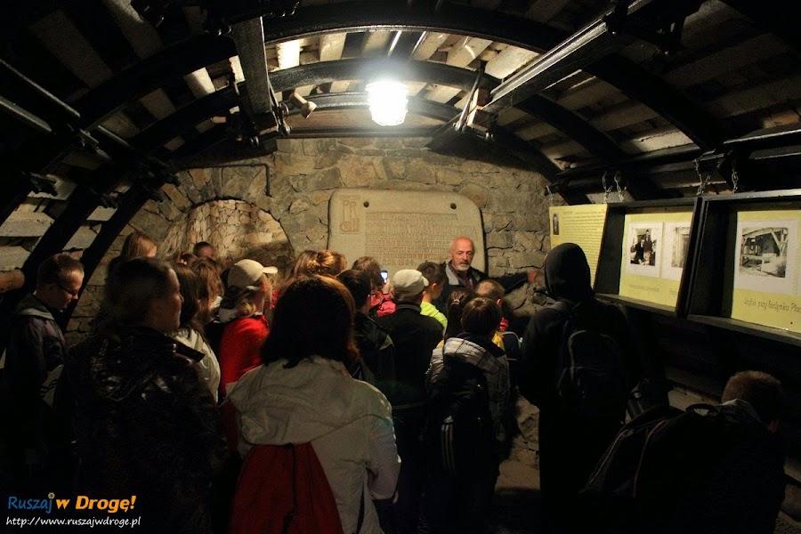 Opatów - podziemna trasa turystyczna
