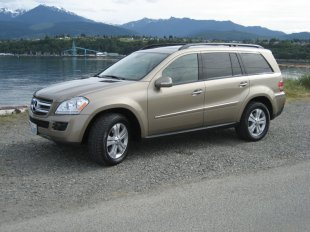 Mercedes-Benz GL320 CDI 4MATIC