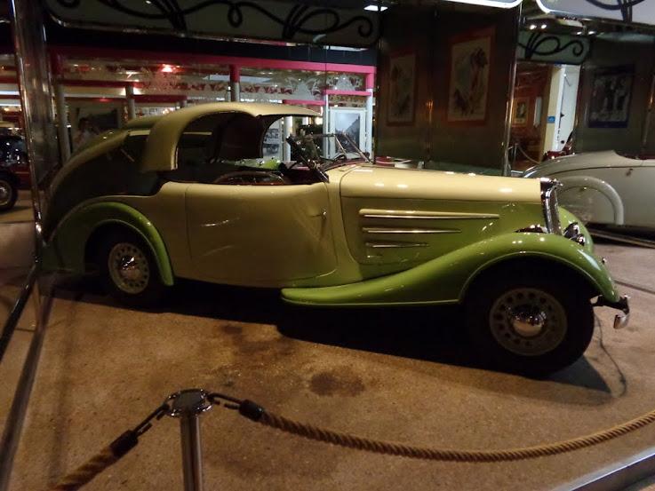 Musée de l'aventure Peugeot à Sochaux DSC01206