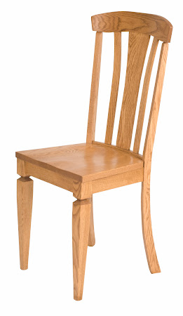 Alsace Dining Chair in Cinnamon Oak