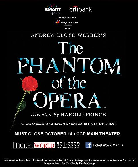 Phantom of the Opera Manila Schedule, American Idol finalist Jessica Sanchez arrives in Manila