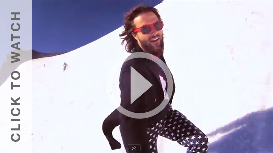 USA Pants in Squaw Valley video