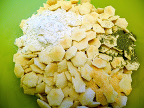 Buttery Ranch Oyster Cracker Mix
