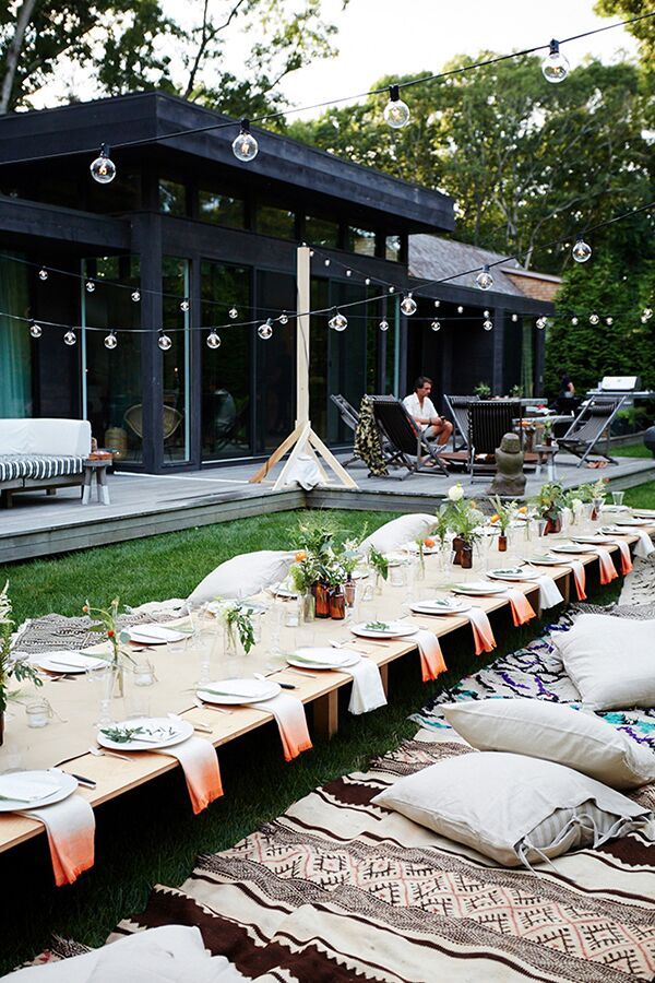 alfresco dining outdoor atlanta tara fust design table setting