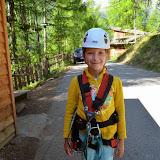 Kinder - Klettern am 30.08.13
