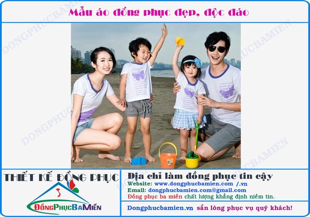 Dong phuc gia dinh 002