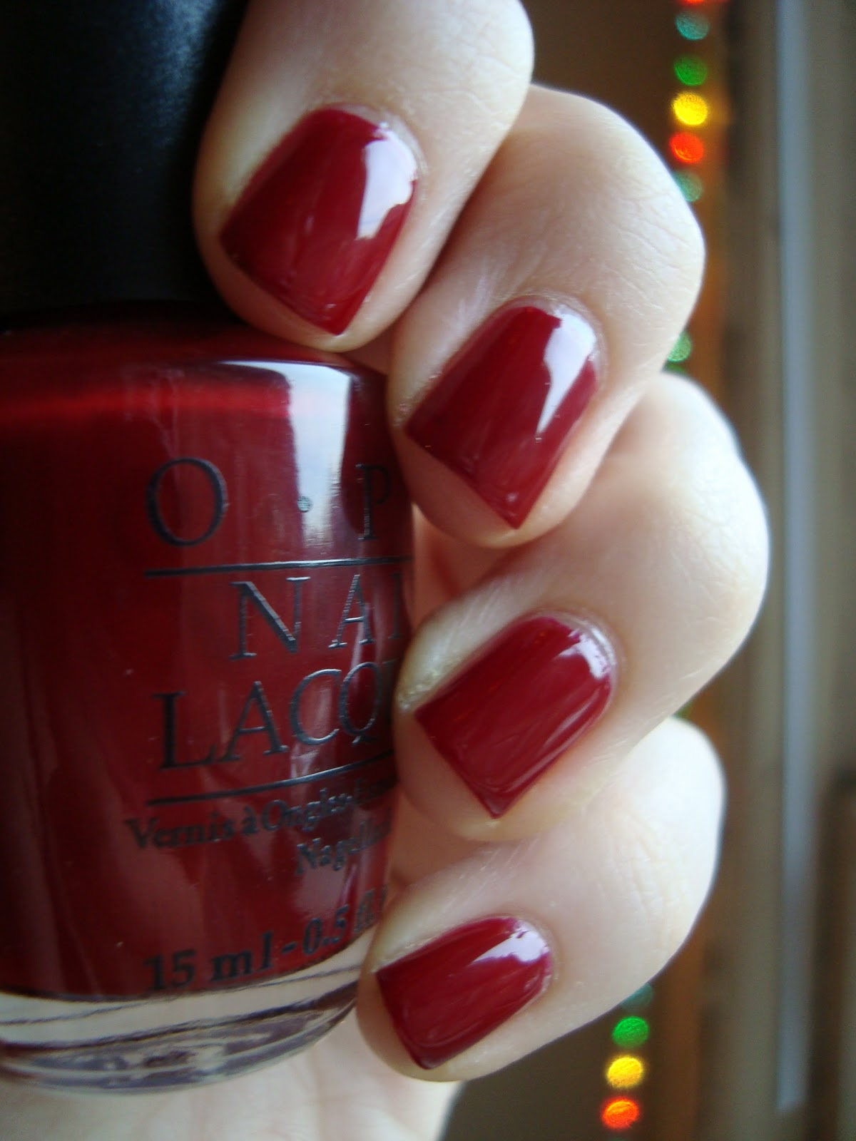 Opi Germany Collection My Picks