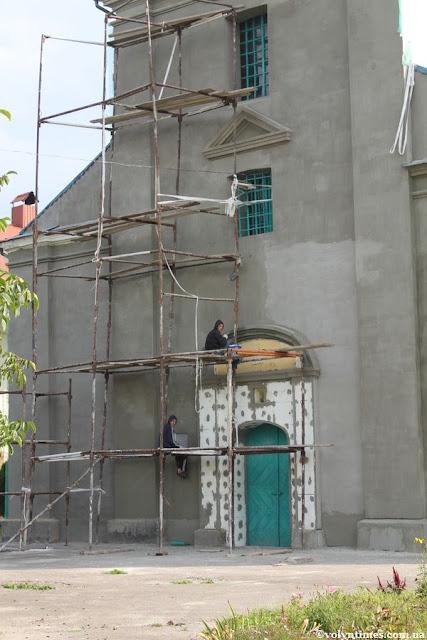 Миколаївська церква с. Жидичин