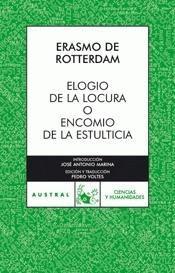 Elogio de la Locura - Erasmo de Rotterdam