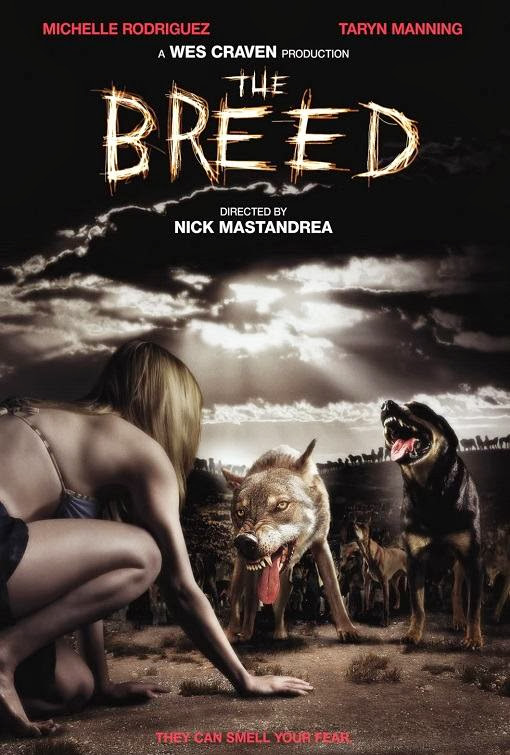 Poster Of The Breed (2006) Full Movie Hindi Dubbed Free Download Watch Online At Alldownloads4u.Com