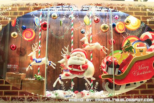 【2012聖誕樹活動】一起感受台中的聖誕節氣氛吧