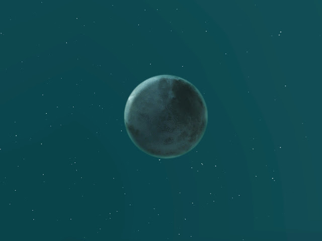 Extraña Luna de Lunar Lakes Screenshot-22