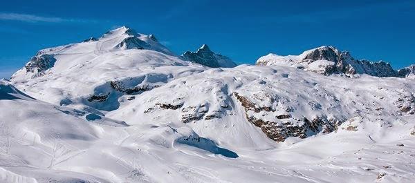 Férias na Neve em Val d'isère