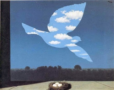 The Return - Magritte