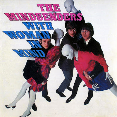 Mindbenders ~ 1967 ~ With Woman In Mind