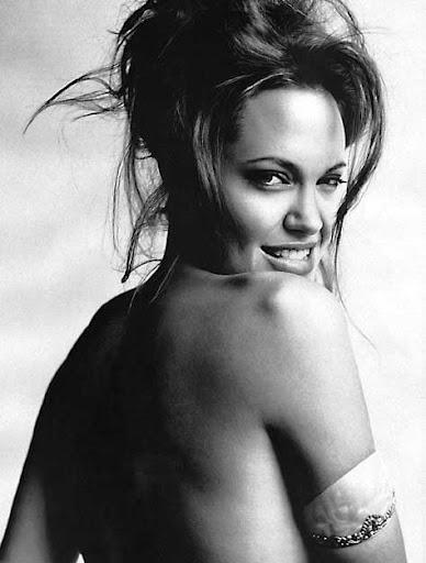 Mario Testino, Angelina Jolie