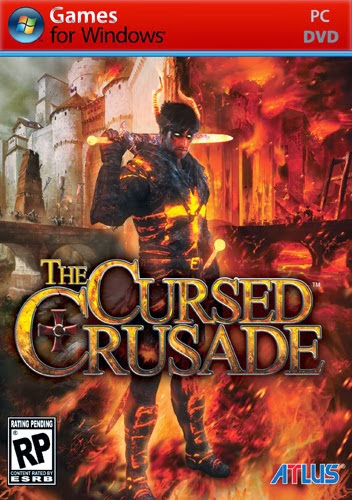 Cover Of The Cursed Crusade (2011) Full Latest Version PC Game Free Download Resumable Links at Alldownloads4u.Com