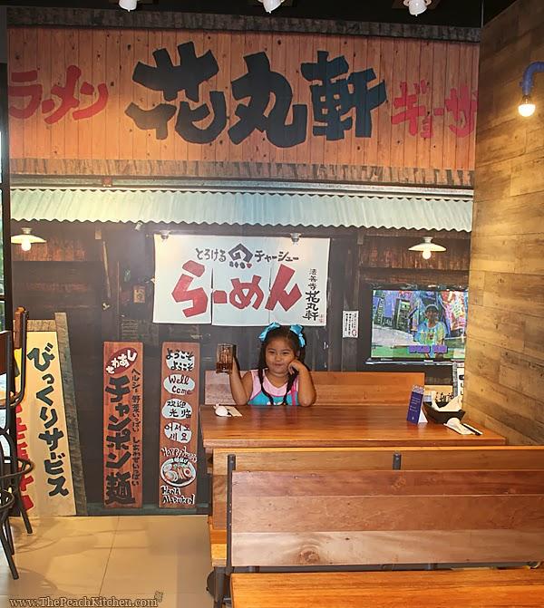 Hanamaruken Ramen | www.thepeachkitchen.com