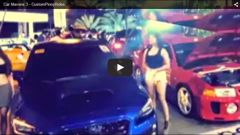 Custom Pinoy Rides Video - Car Mavens 3