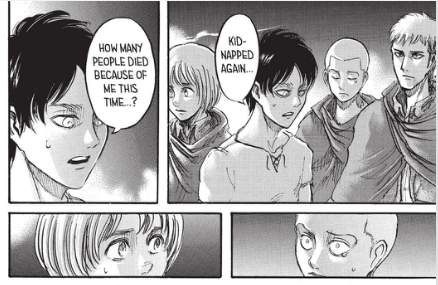 Attack on Titan Manga Attack on Titan Chapter 51