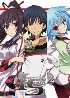 IS: Infinite Stratos Season 2 Tập 12 End