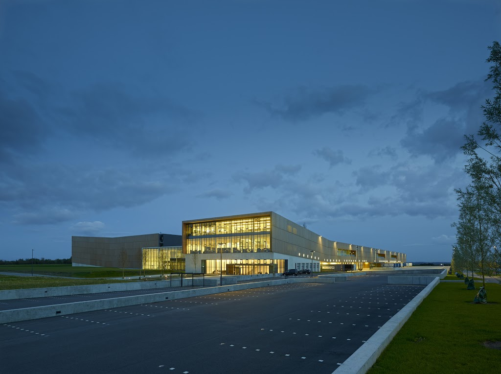 Bestseller Logistics Centre North design by C.F. Møller Architects