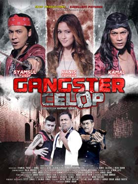 Poster Gangster Celop