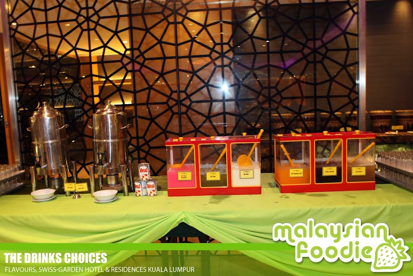 RAMADAN BUFFET AT FLAVORS, SWISS GARDEN HOTEL & RESIDENCES, KL (INVITED REVIEW)
