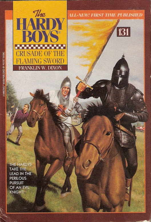 Crusade of the Flaming Sword cover