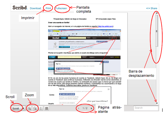 scribd como se ve en educastur blog