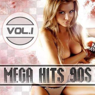 Download – CD Mega Hits 90s Vol. 01 – 2013