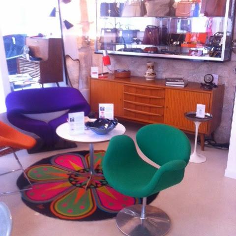Marais : Objet vintage - boutique à demain