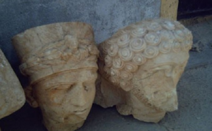 Syria: Turkey not returning smuggled artefacts to Syria