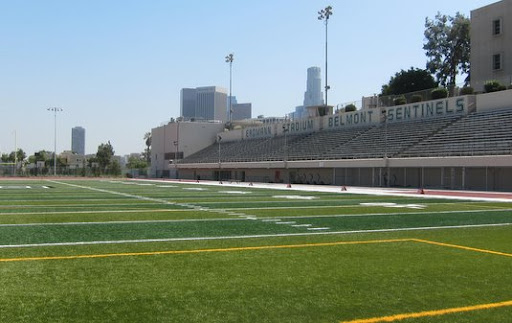 Belmont High students, staff and elected officials, including Councilman  Eric Garcetti, will gather tonight to dedicate a $1 million dollar overhaul  of the ...