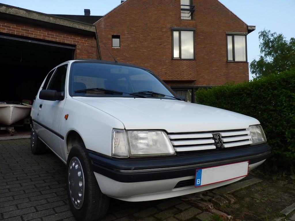 Peugeot 205 Génération 1.4i | Klik voor details