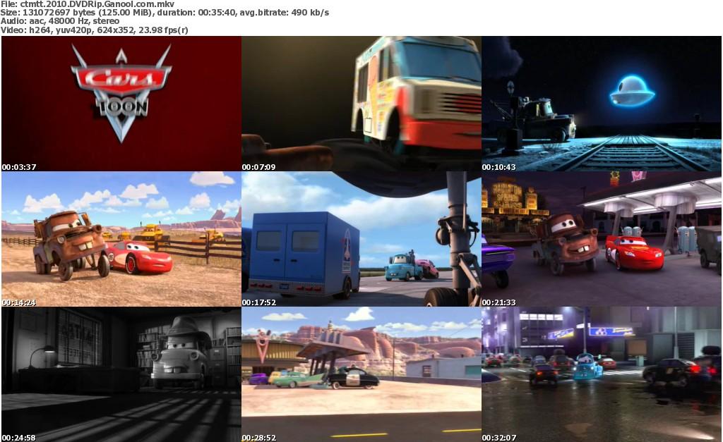Djiung Cinemax Cars Toon Maters Tall Tales 2010 Dvdrip