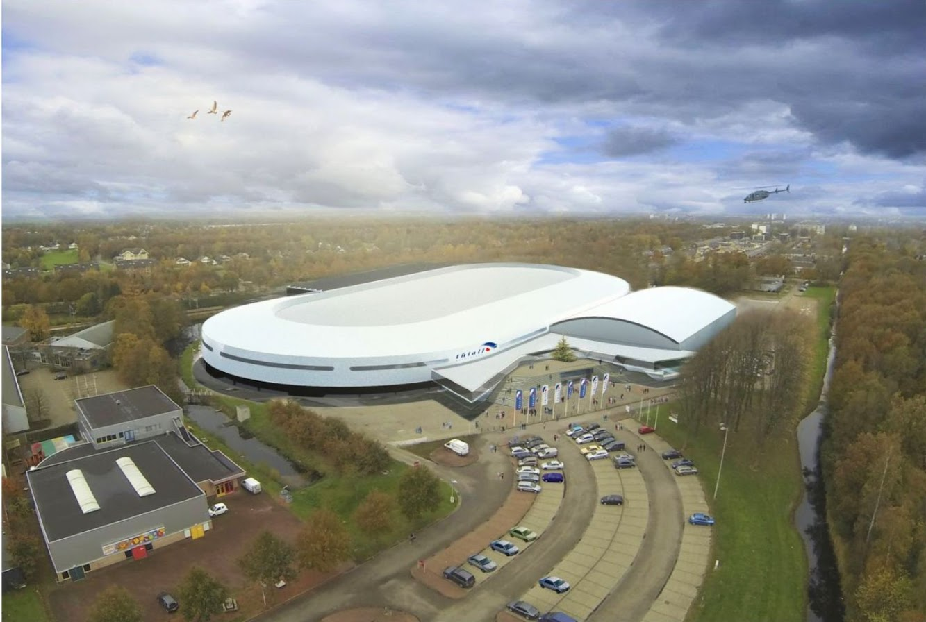 News: BALLAST NEDAM RENOVATION of the THIALF ARENA in HEERENVEEN