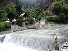 Jagran Nallah, Jagran, Neelum Valley.