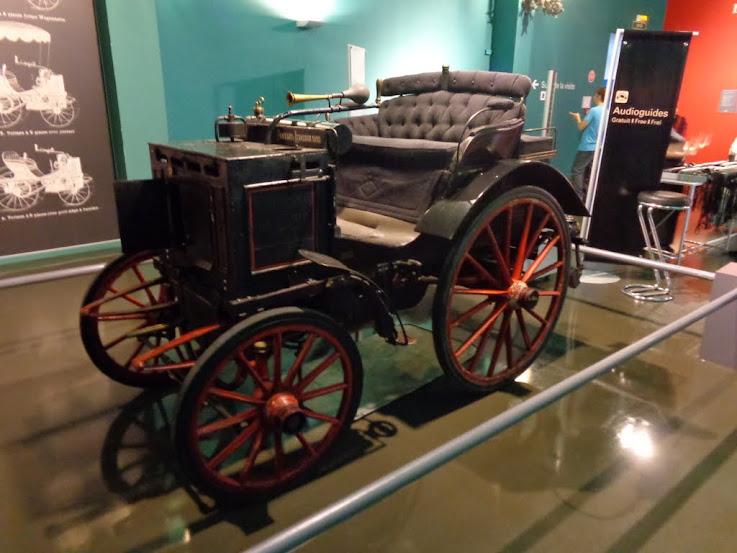 Musée Automobile de Mulhouse  DSC00950