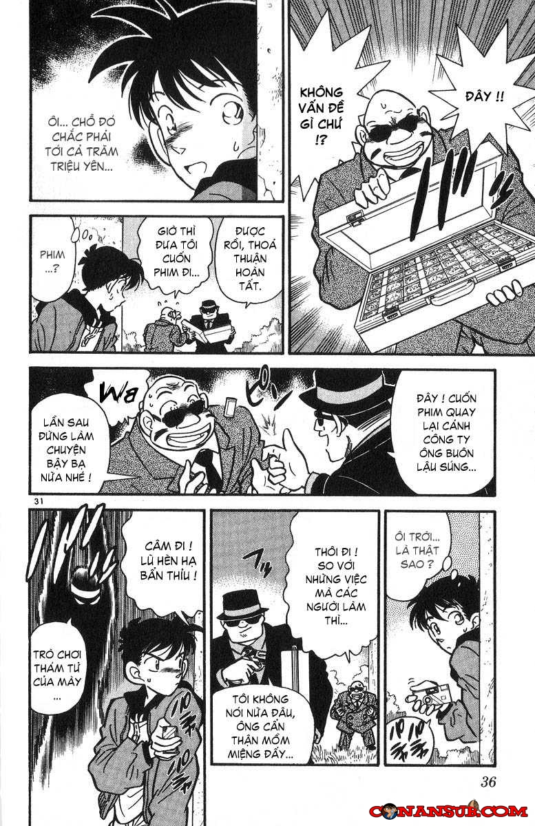 cn 036, Thám tử lừng danh Conan chap 1    NarutoSub